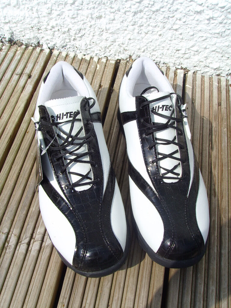 Lady's Golf Shoes Size 7-8