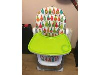 90% new Mama and papas high chair