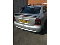Vauxhall Astra Coupe breaking for spares