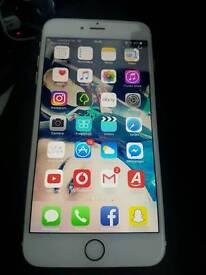 Apple iPhone 6s plus. rose gold, (Samsung,s7)