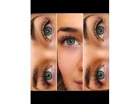 Individual eyelash extensions Birmingham