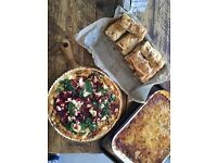 Chef required for small independent cafe just outside Brighton