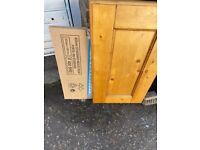 Kitchen Door Solid Pine Brand New