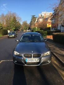 LOW MILEAGE BMW 3 SERIES 3.0 DIESEL SE 6 SPEED MANUAL 1 DRIVER FROM NEW SELL OR SWAP CONVERTIBLE