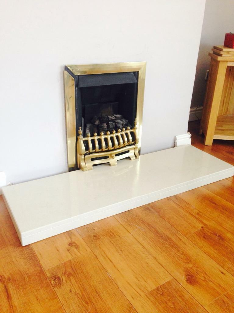 Marble Fireplace Plinth Hearth in Cotgrave  : 86 from www.gumtree.com size 768 x 1024 jpeg 69kB