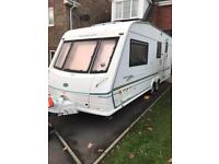 2002 Bessacarr Cameo 550gl 4 Berth twin axle