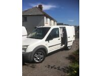 Day Camper Ford, TRANSIT CONNECT, Panel Van, 2004, Manual, 1753 (cc)
