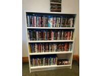 175 Bluray Movies + Display Unit/ Joblot Wholesale Bundle Blu ray 4k steelbook