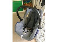 Maxi cosi cabriofix car seat - £10