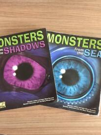 Monsters books
