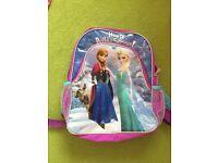 Frozen girls racksack