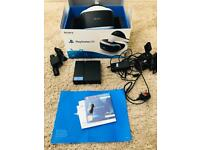 Sony PlayStation 4 / PS4 VR Headset with camera