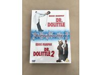 Dr Dolittle 1 and 2 Boxed DVD Set