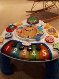 Baby Einstean table