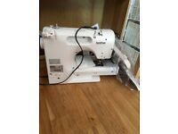 Only used once brother sewing machine x 3 cost 800 new selling for 650.00