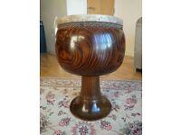 Quality Persian Helmi Tombak - Tonbak In good Condition