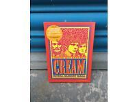 Rare CREAM ROYAL ALBERT HALL 2 x DVD SET ERIC CLAPTON MUSIC 2005 SDHC