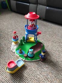 Paw Patrol Weebles Set Immaculate condition