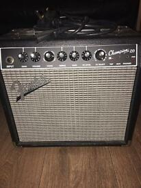 fender champion 20 amp