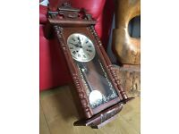 Large Wall Clock - Vintage Wall Clock - Full Working Order - Reduced Price