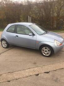 Ford KA Luxury 1.3 Petrol Manual