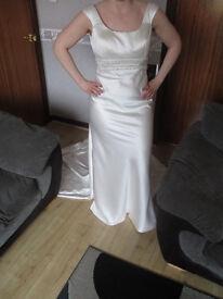 Brand New Size 12 Ivory Wedding Dress