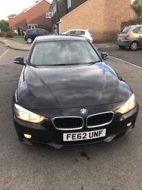BMW 3 series, 2012, black, diesel, new shope