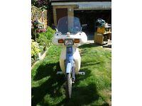 Honda C90 1986 Motorcycle