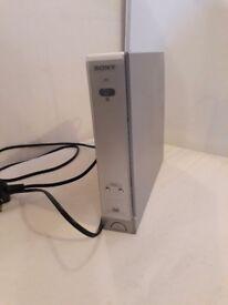 Sony VTX D800U.NO STAND . NO REMOTE. HENCE £2