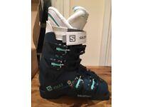 Saloman Woman's ski boots - X MAX 90 W