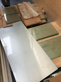 Selection of Toughened Glass Shelving & Mirrors