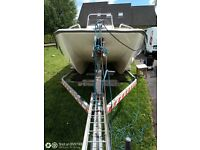 18ft Rib for sale.