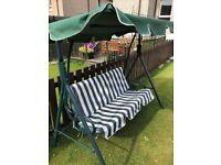 1 x garden swing seat