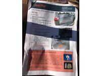 Hatchbag Zafira boot liner