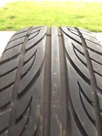 225/50/R18 Tyre only