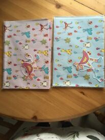 'Phoenix trading' wrapping paper sheets