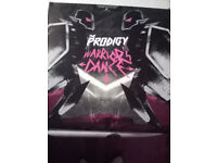 "Prodigy Warrior's Dance 12"" single benga + south central rmx"