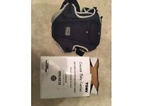 Brand new unused Tony cocoon baby carrier in