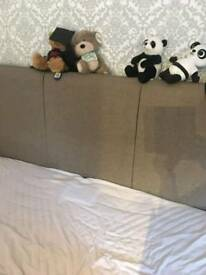 king size bed 4 drawers from healthbed big headboard with matteress