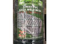 Weld Mesh Fencing 25/30metre Rolls