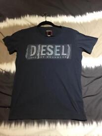 Diesel men's tshirt size small
