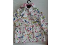 Girls assorted raincoats