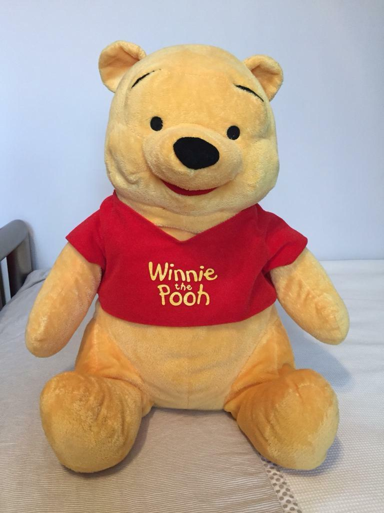 4f137e8be8ce Winnie the Pooh teddy bear