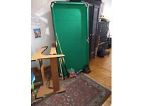 POOL/SNOOKER TABLE FOR SALE - WEST END, GLASGOW