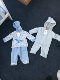 Baby boy clothes BNWT 0-3 months