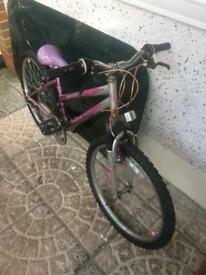 "Sabre Jazmin 24"" Girls Bike"