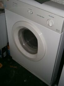 White Knight Gas Tumble Dryer BG437