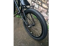 BMX complete, or will sell as parts, Profile, Fly bikes, Fitbikeco, S&M, Federal, Pivotal
