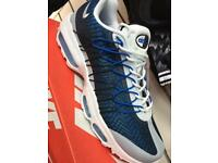Nike air max 95 ultra wht/elec blue 7.5 only