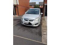 Vauxhall, ZAFIRA, 2008, 1.9 CDTI SRI 16V XP
